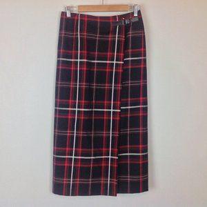 Charter Club Maxi Wrap Skirt Womens 10P Petite